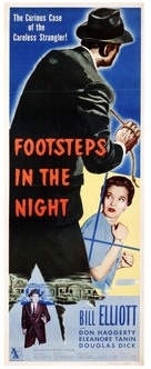 Footsteps in the Night - Movie Poster (xs thumbnail)