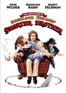 The Adventure of Sherlock Holmes' Smarter Brother - DVD cover (xs thumbnail)
