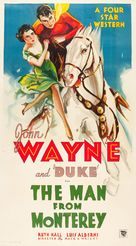 The Man from Monterey - Movie Poster (xs thumbnail)
