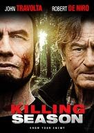 Killing Season - Canadian DVD cover (xs thumbnail)