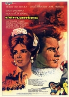 Cervantes - Spanish Movie Poster (xs thumbnail)