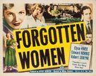 Forgotten Women - Movie Poster (xs thumbnail)