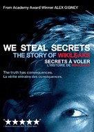 We Steal Secrets: The Story of WikiLeaks - Canadian DVD cover (xs thumbnail)