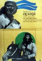 Apachen - Romanian Movie Poster (xs thumbnail)