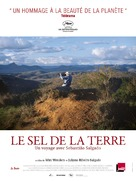 The Salt of the Earth - French Movie Poster (xs thumbnail)