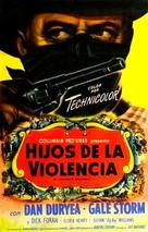 Al Jennings of Oklahoma - Spanish Movie Poster (xs thumbnail)