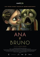 Ana y Bruno - Mexican Movie Poster (xs thumbnail)