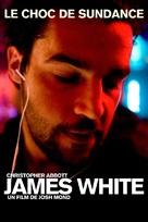 James White - French Movie Cover (xs thumbnail)