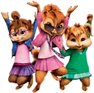 Alvin and the Chipmunks: The Squeakquel - Key art (xs thumbnail)