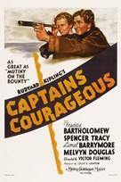 Captains Courageous - British Movie Poster (xs thumbnail)