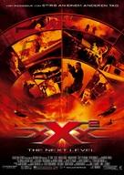 XXX 2 - German Movie Poster (xs thumbnail)
