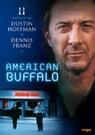 American Buffalo - German DVD cover (xs thumbnail)