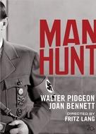 Man Hunt - DVD movie cover (xs thumbnail)