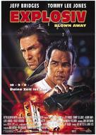 Blown Away - German Movie Poster (xs thumbnail)