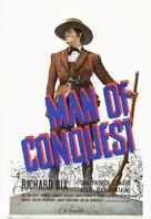 Man of Conquest - Movie Poster (xs thumbnail)