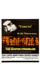 The Boston Strangler - Movie Poster (xs thumbnail)