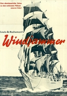 Windjammer: The Voyage of the Christian Radich - German Movie Poster (xs thumbnail)