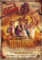 It Came from the Desert - Finnish Movie Poster (xs thumbnail)