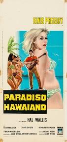 Paradise, Hawaiian Style - Italian Movie Poster (xs thumbnail)