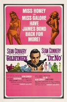 Dr. No - Combo movie poster (xs thumbnail)