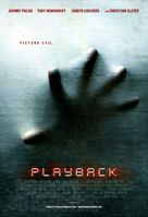 Playback - Movie Poster (xs thumbnail)