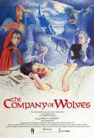 The Company of Wolves - Movie Poster (xs thumbnail)