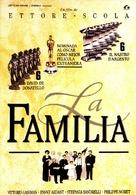 La famiglia - Spanish Movie Cover (xs thumbnail)