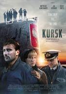 Kursk - Belgian Movie Poster (xs thumbnail)