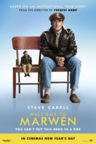 Welcome to Marwen - British Movie Poster (xs thumbnail)