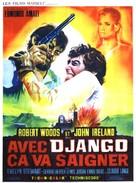 Quel caldo maledetto giorno di fuoco - French Movie Poster (xs thumbnail)