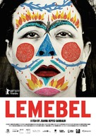 Lemebel - Chilean Movie Poster (xs thumbnail)