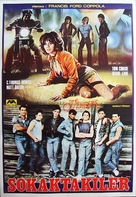 The Outsiders - Turkish Movie Poster (xs thumbnail)