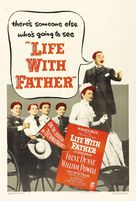 Life with Father - Theatrical poster (xs thumbnail)