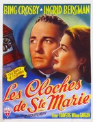 The Bells of St. Mary's - Belgian Movie Poster (xs thumbnail)