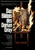 Dorian Gray - German Movie Poster (xs thumbnail)