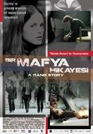 Les Lyonnais - Turkish Movie Poster (xs thumbnail)
