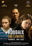 Roubaix, une lumière - Italian Movie Poster (xs thumbnail)