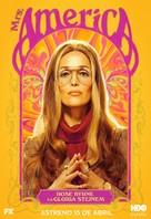 """Mrs. America"" - Spanish Movie Poster (xs thumbnail)"