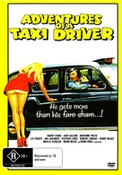 Adventures of a Taxi Driver - Australian DVD movie cover (xs thumbnail)
