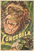 Congorilla - Argentinian Movie Poster (xs thumbnail)