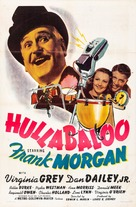 Hullabaloo - Movie Poster (xs thumbnail)