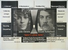 Don't Look Now - British Movie Poster (xs thumbnail)