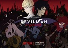 """""""DEVILMAN: crybaby"""" - Japanese Movie Poster (xs thumbnail)"""