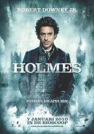 Sherlock Holmes - Dutch Movie Poster (xs thumbnail)