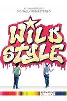 Wild Style - DVD cover (xs thumbnail)