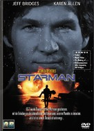 Starman - German Movie Cover (xs thumbnail)