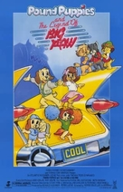 Pound Puppies and the Legend of Big Paw - Movie Poster (xs thumbnail)