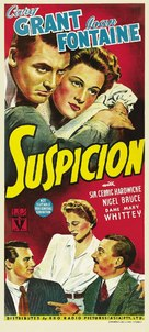 Suspicion - Australian Movie Poster (xs thumbnail)
