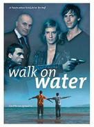 Walk On Water - German Movie Poster (xs thumbnail)
