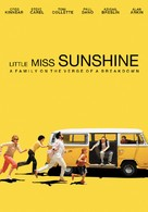 Little Miss Sunshine - DVD movie cover (xs thumbnail)